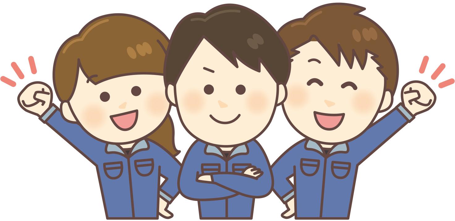 日払い・週払い求人岐阜県恵那市 工場 製品の加工・梱包・検査イメージ